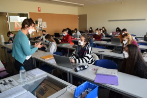 Classe PDI auditiva Ana Isabel Montrull. Universitat de València